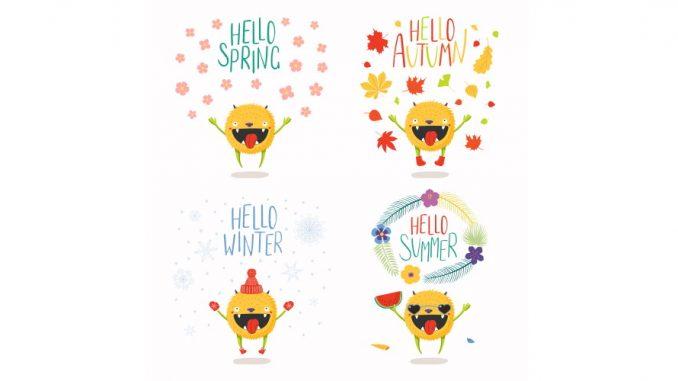 Årets årstider
