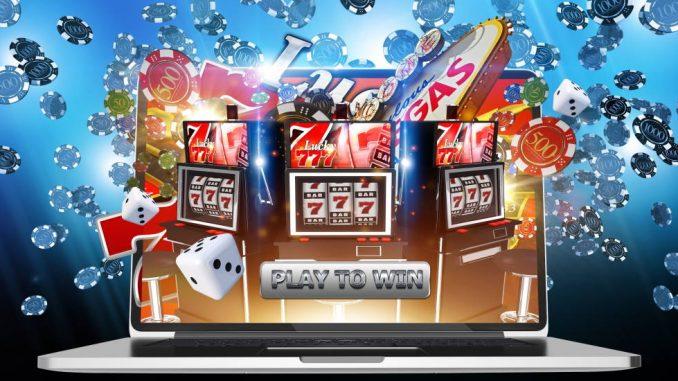 Casino, chips, farger og underholdning.