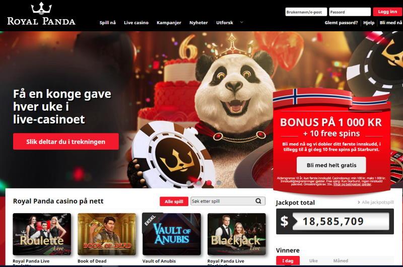 Royal Panda Lobby
