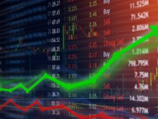Aksjemarked, retning og investering.