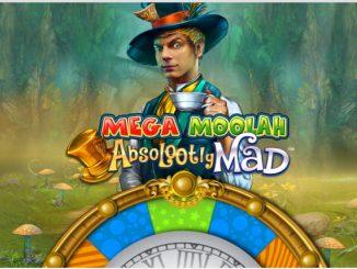 Progressiv spilleautomat Mega Moolah: Absolootly Mad
