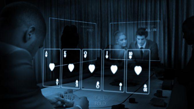 Holografisk kortvisning