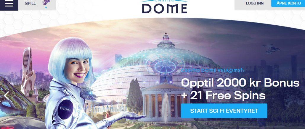 Casino Dome Nettsted