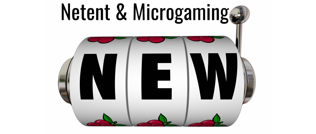 Netent & Microgaming med spilleautomat