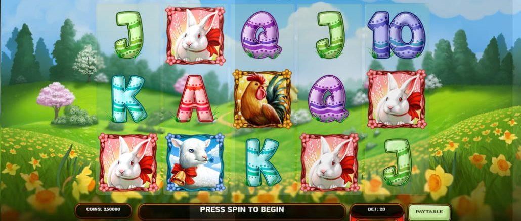 Easter Eggs spilleautomat